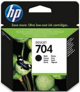 HP / 惠普 HP CN692AA   704黑色墨盒