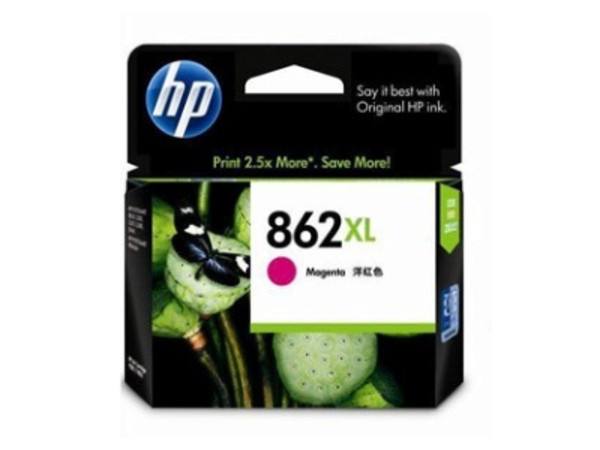 惠普(HP)CB324ZZ 862XL号高容品红色墨盒(适用B8558 C5388 D5468 c309a 7510 6510 5510)