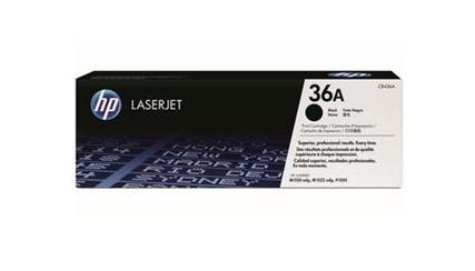 惠普(HP)LaserJet CB436A黑白硒鼓(适用LaserJet M1120 M1522nf P1505 P1505N)
