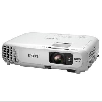 爱普生(EPSON) CB-W18 商务易用型投影机  3000流明宽屏真彩,标配HDMI接口,一键秒速屏幕设置