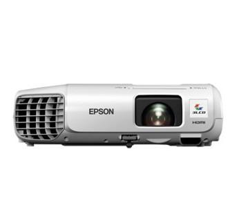 EPSON投影机 高清 1080P家用 商务 教育 无线投影仪 爱普生CB-945  高画质,低能耗,绿色环保 3000 流明亮度