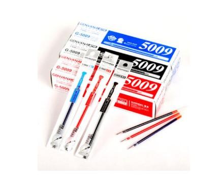 金万年5009 可装真彩中性笔芯 GR-009替芯 0.5mm标准笔芯