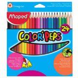 马培德24色彩色铅笔#183224