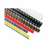 国产装订胶圈25毫米(黑色)