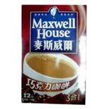 麦斯威尔咖啡12片(巧克力味)