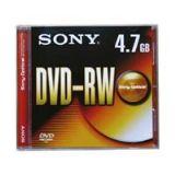 索尼DVD-RW(摄影专用)