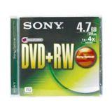 索尼DVD+RW