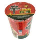 农心辛拉面(香菇牛肉)