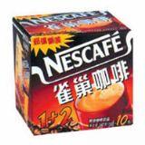 雀巢1+2咖啡(22包*盒)