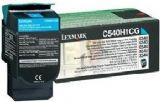 利盟(Lexmark) 青色碳粉(高容)(C540H1CG)