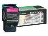 利盟(Lexmark) 红色碳粉(高容)(C540H1MG)