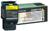 利盟(Lexmark) 黄色碳粉(高容)(C540H1YG)