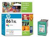 HP / 惠普 惠普CB338ZZ 彩色墨盒(861XL号)