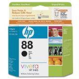 HP / 惠普 惠普9396A 黑色墨盒(88号)