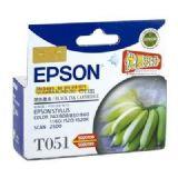 Epson / 爱普生 爱普生 T051180 黑色墨盒