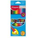 马培德(Maped)12色彩色铅笔183212
