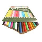 中华6300-18色铅笔 彩色铅笔 绘图铅笔