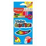 Maped马培德12色水溶性彩色铅笔 AA836011 ×12个