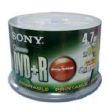 索尼DVD+R光盘