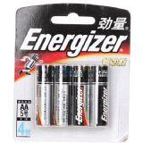 劲量 Energizer 5号碱性电池 4节/卡