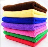 办公用品之超吸水毛巾不掉毛超细竹纤维洗碗巾擦地板家具不沾油抹布